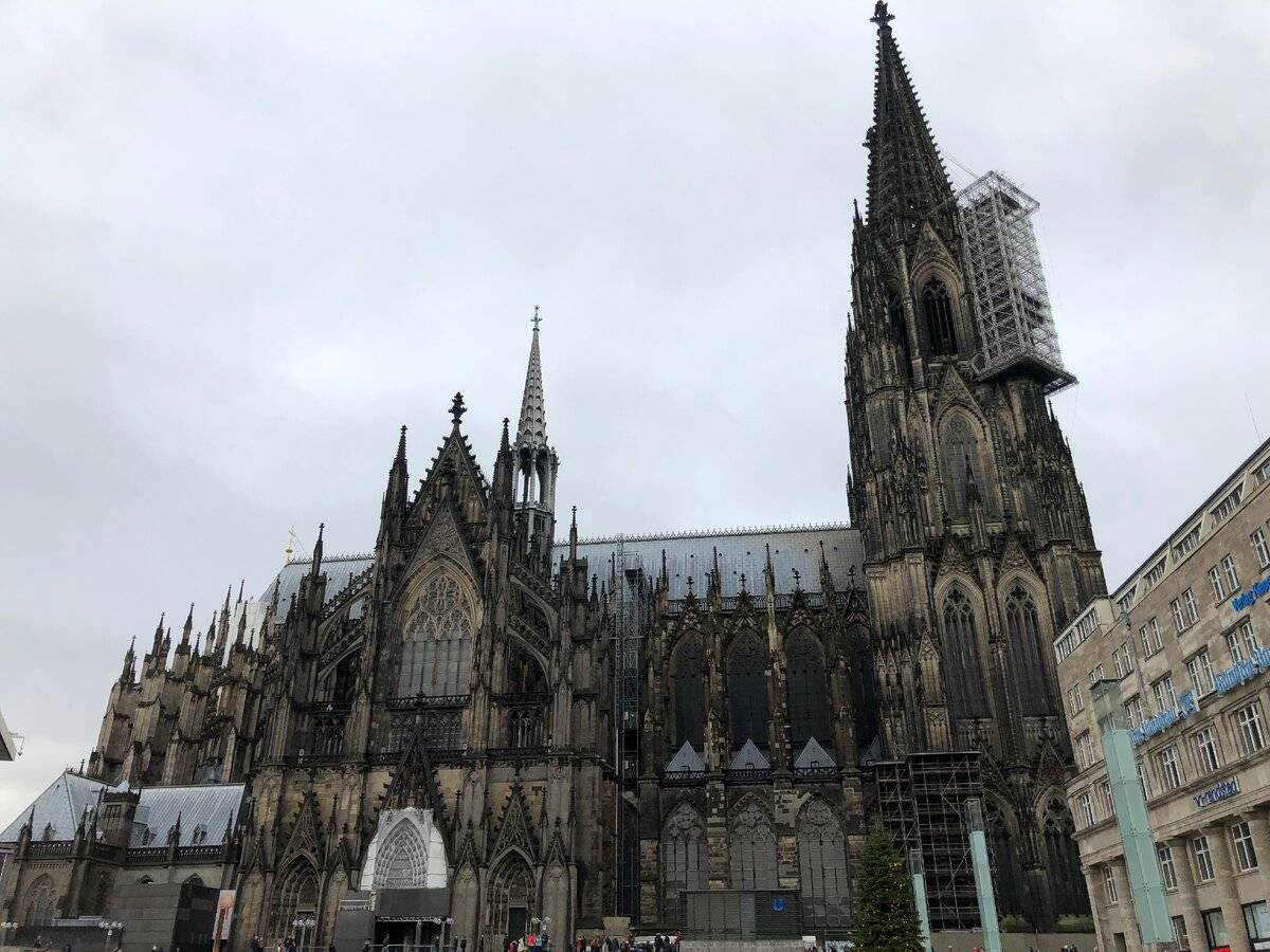 Кельн (германия): достопримечательности