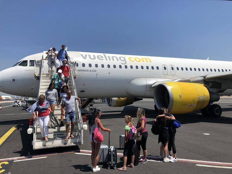 Авиакомпания вуэлинг (vueling airlines): особенности, билеты и регистрация официальный сайт, представительство