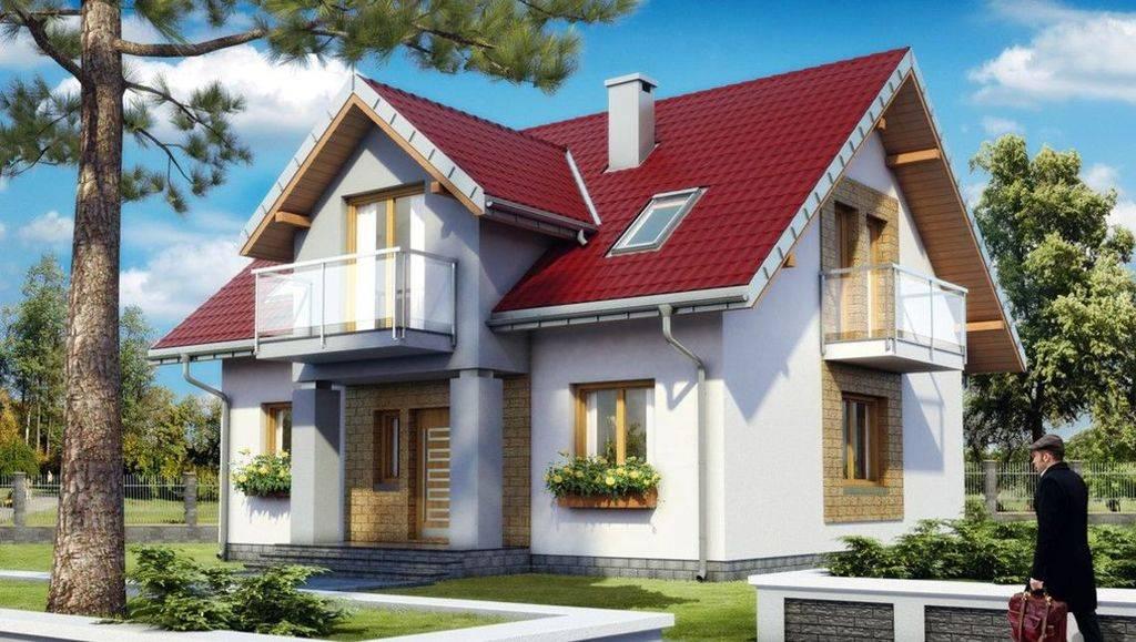 Польские одноэтажные дома. особенности проектирования польских домов и коттеджей. примеры польских проектов коттджей