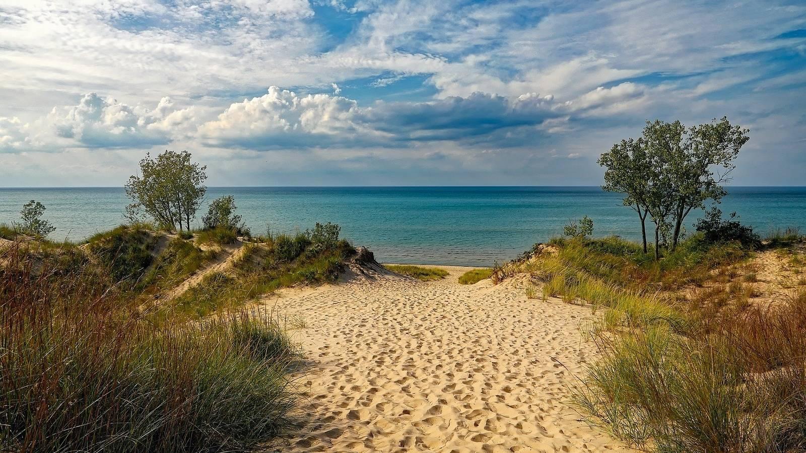 Самые лучшие пляжи германии