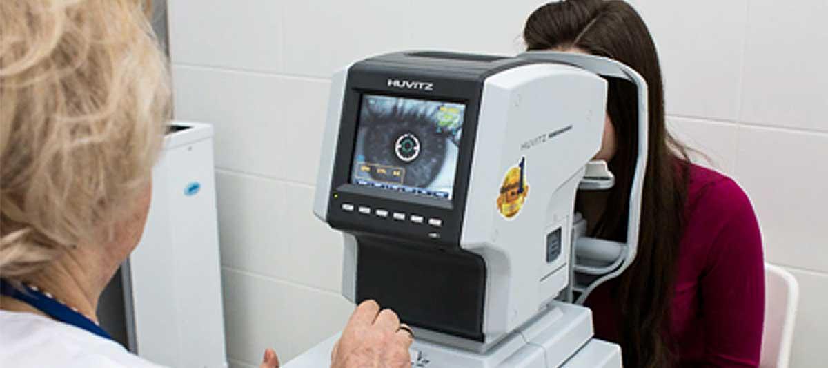 Лечение отслоения сетчатки глаза в германии