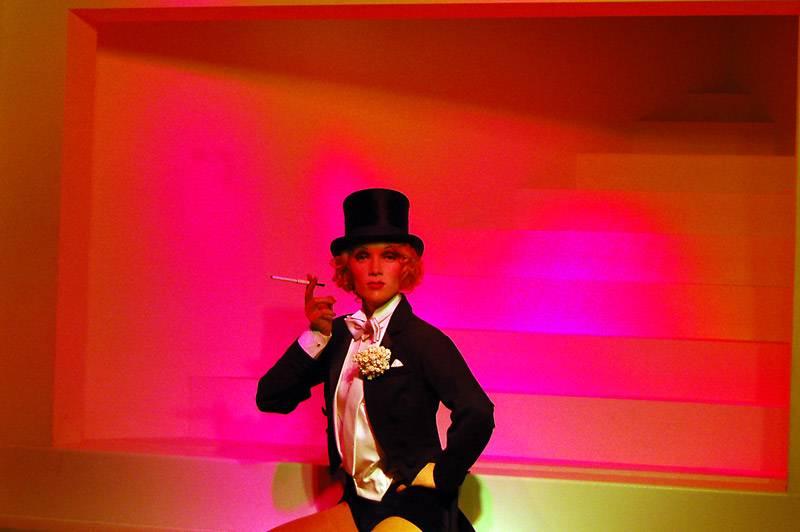 Музей восковых фигур мадам тюссо в лондоне