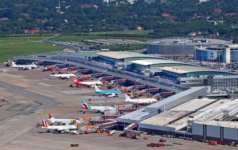 Путеводитель по аэропорту гамбурга | информация для туристов