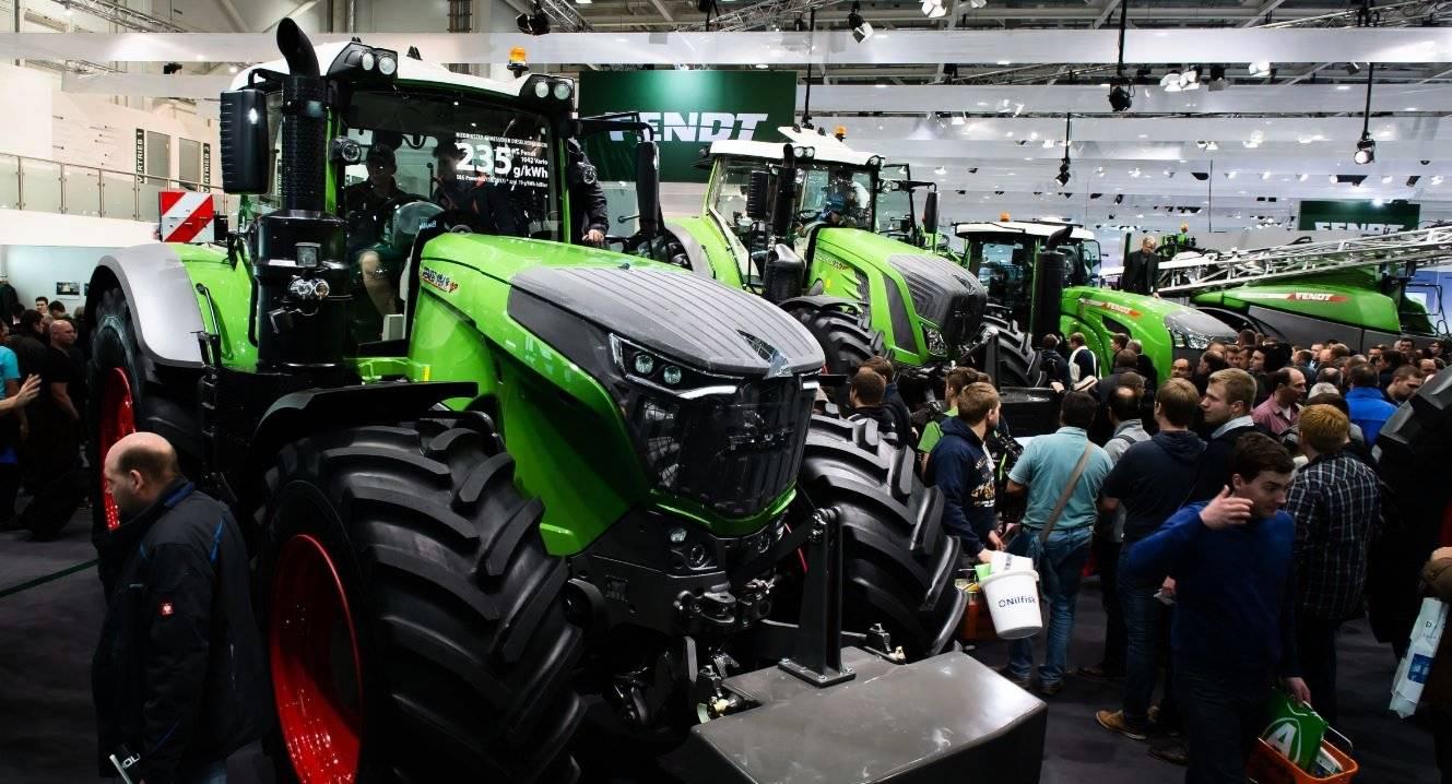 Итоги agritechnica 2019: крупнейшей сельскохозяйственной выставки