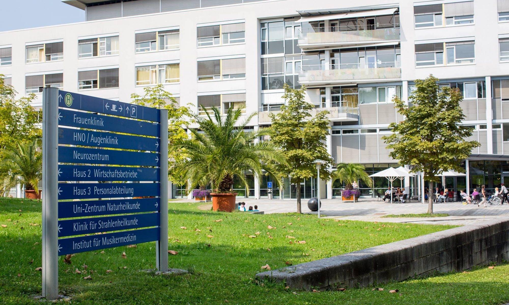Университетская клиника фрайбурга в германии