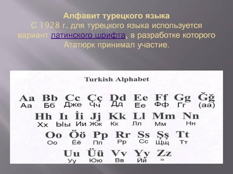Уроки турецкого языка для начинающих - 2021