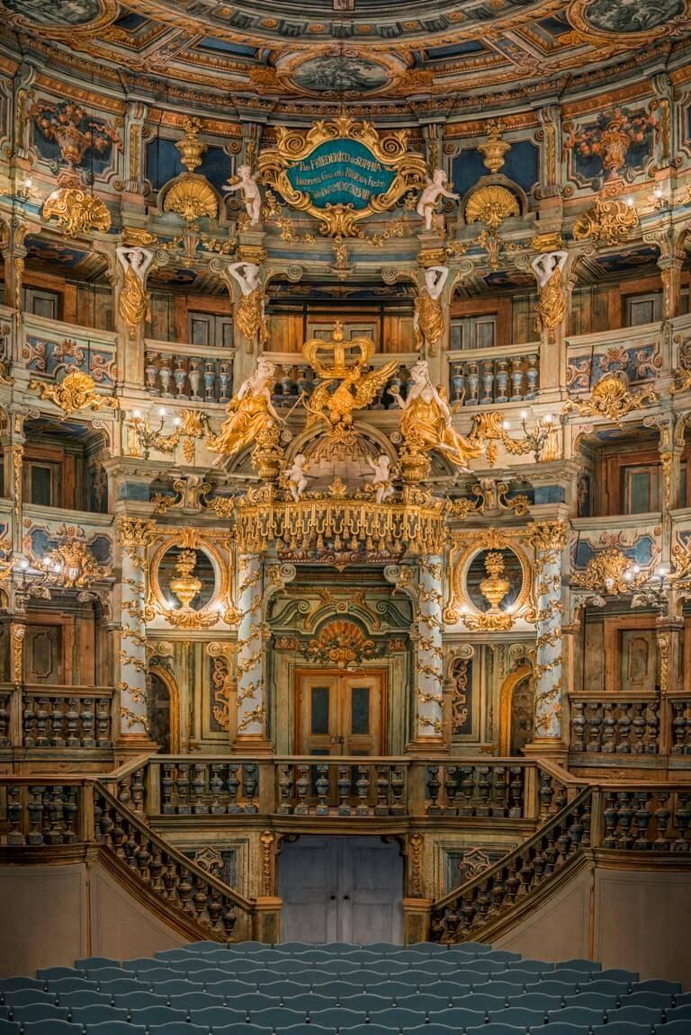 Необычные театры