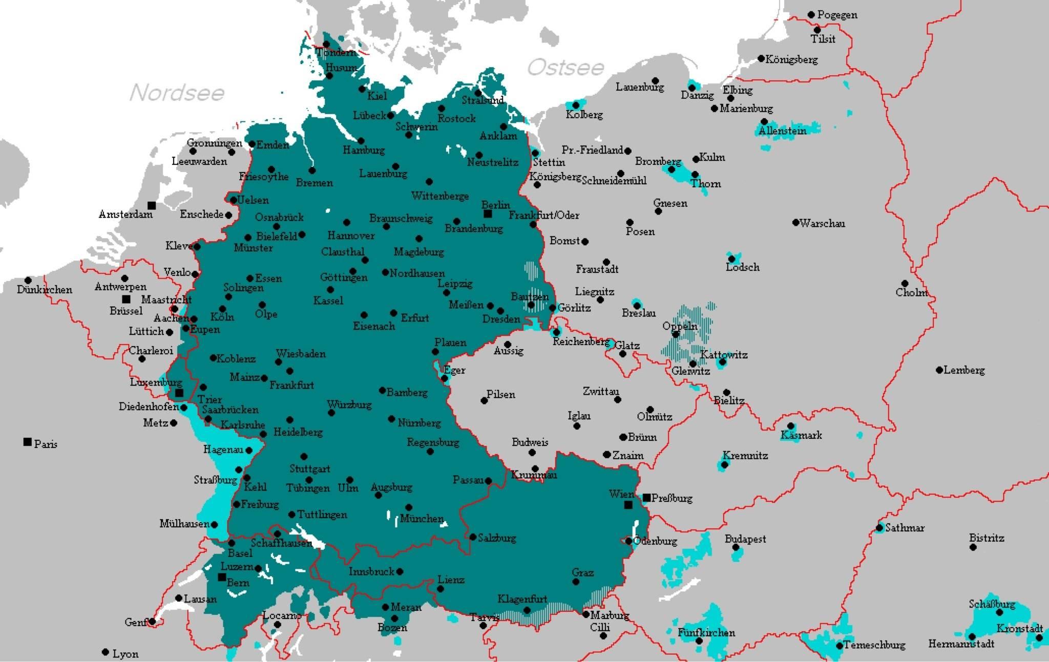 Австрийский вариант немецкого языка
