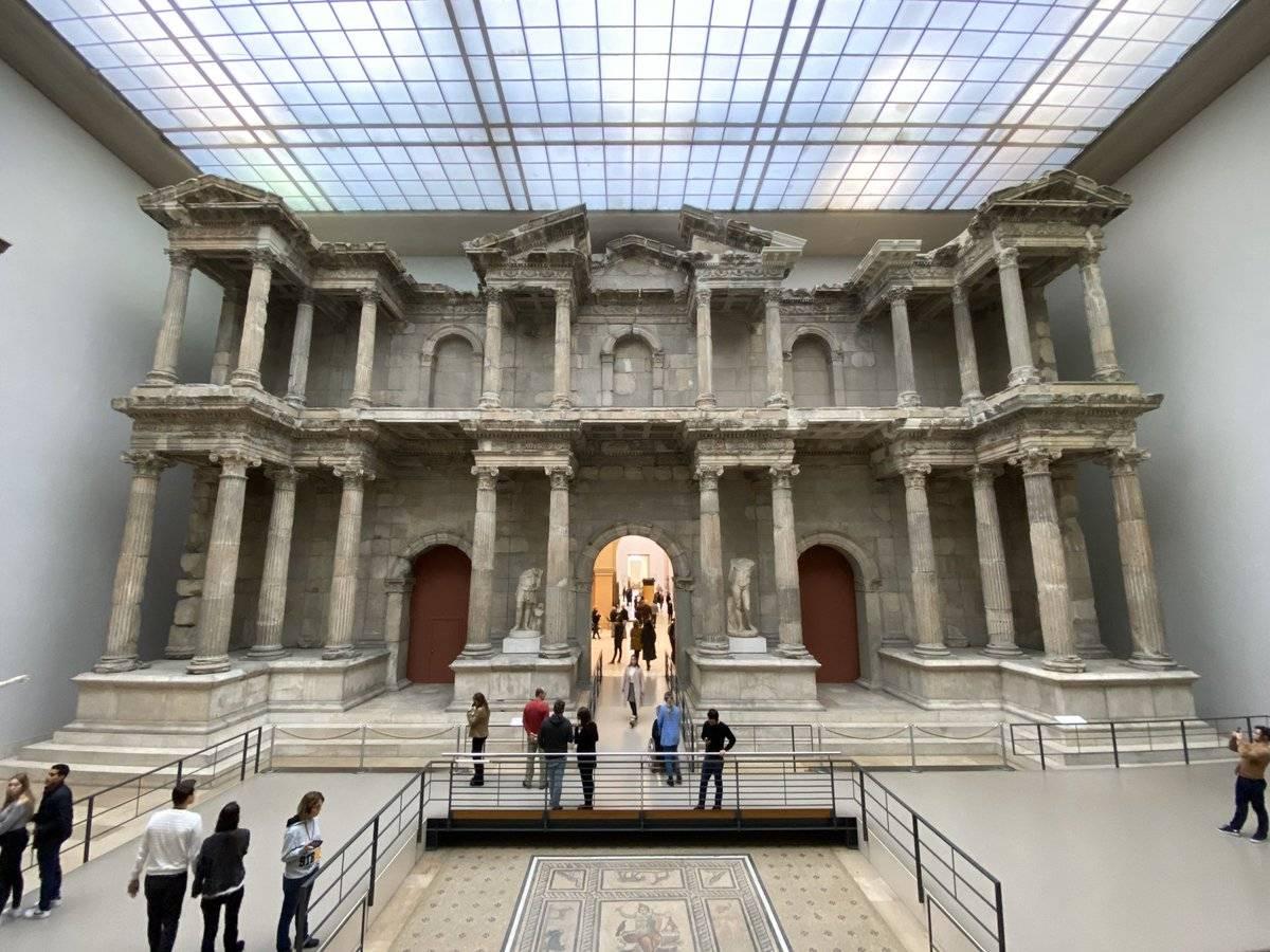 Музей пергамон в берлине – экспонаты, любопытные факты, цены, полезные советы