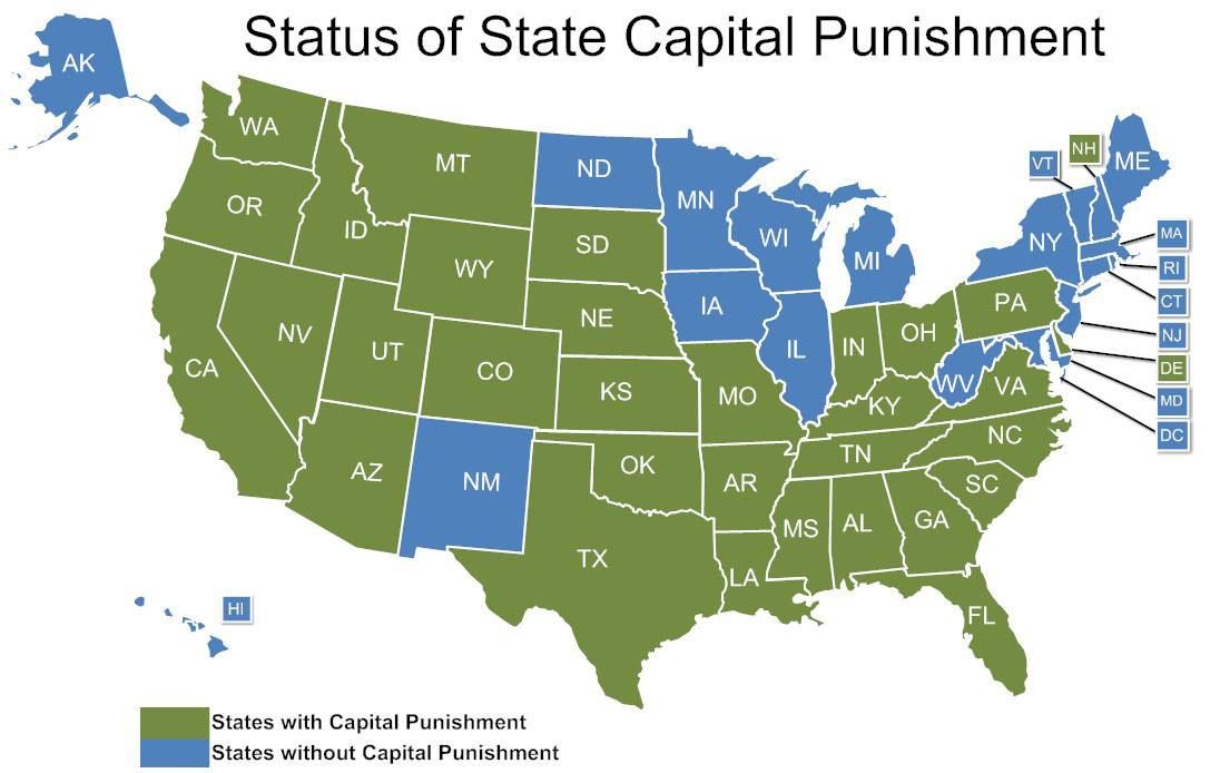 Америка в лицах. почему американцы поддерживают смертную казнь. 21.by