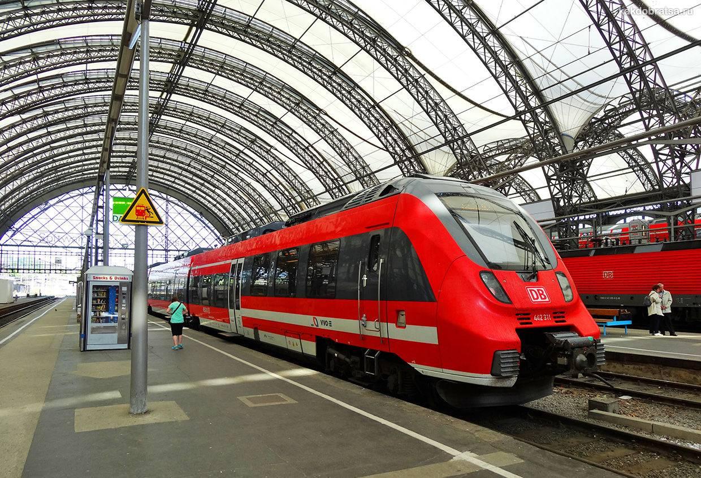 Как добраться из берлина в дрезден: поезд, автобус, такси, машина. расстояние, цены на билеты и расписание 2021 на туристер.ру
