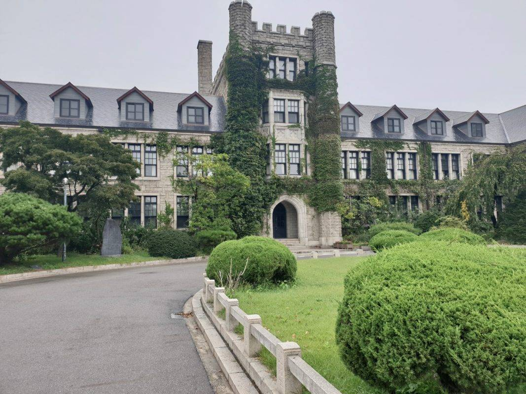Кёнхи университет (kyung hee university)