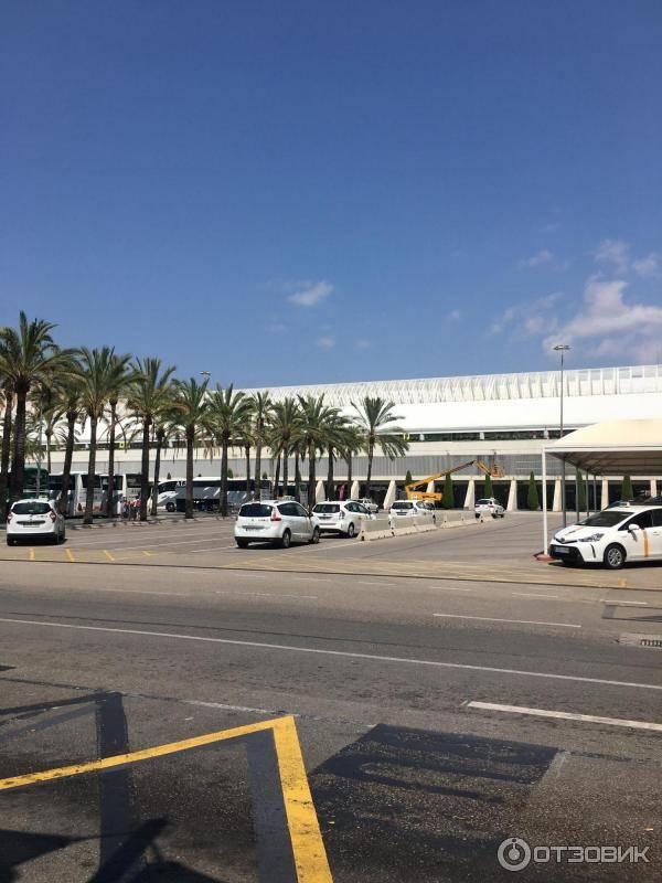 Аэропорт пальма де майорки | сон сан хуан (жоан)