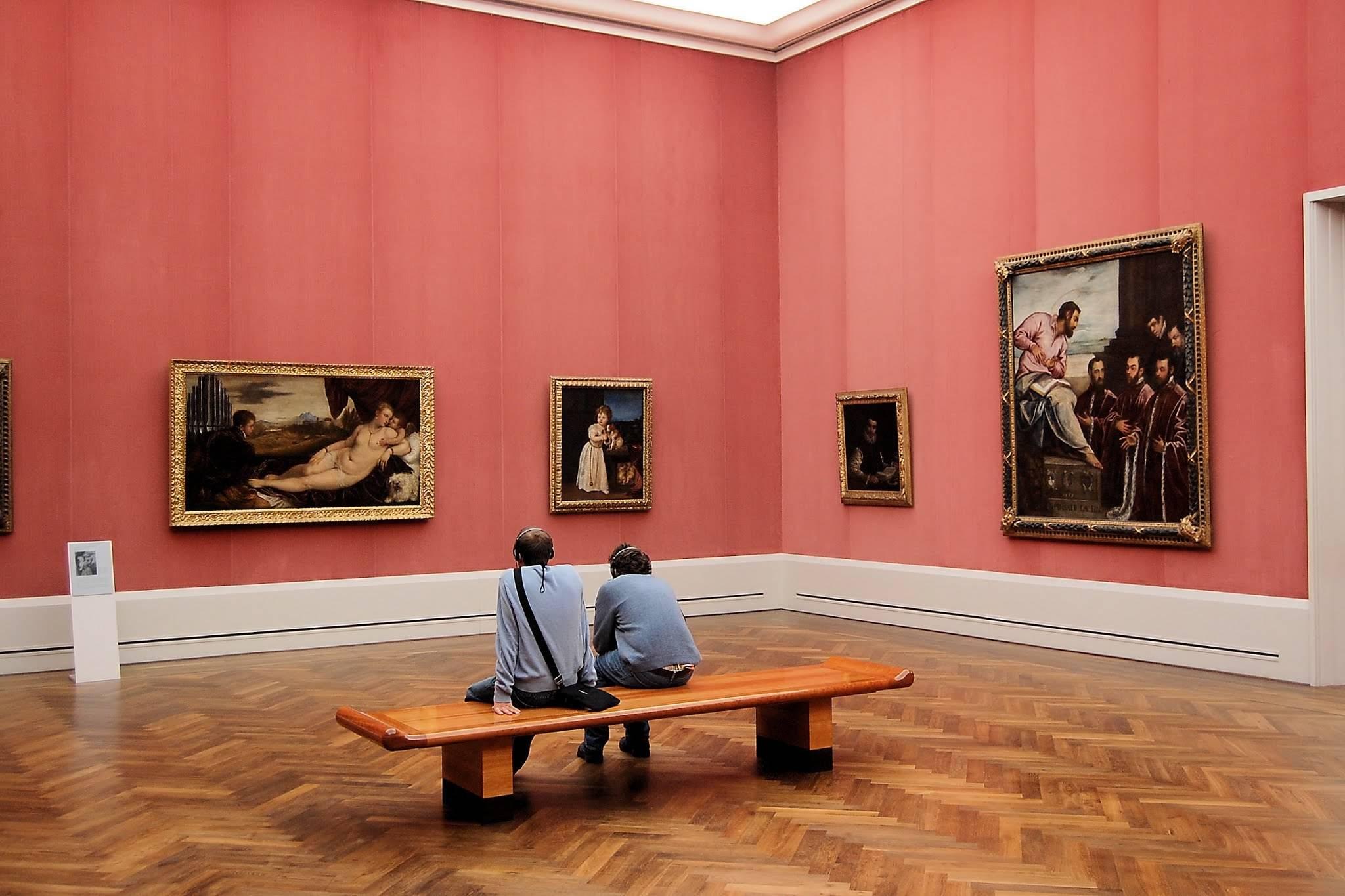 Берлинская картинная галерея википедия