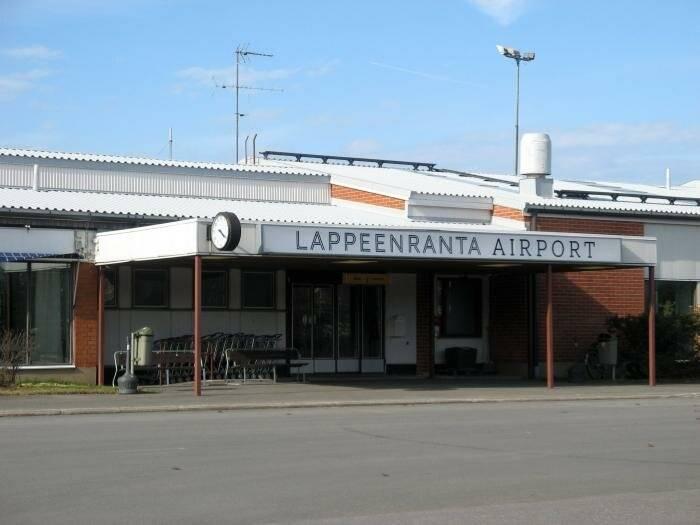 Лаппеэнранта (аэропорт) — википедия