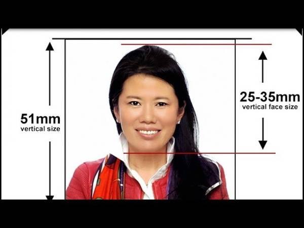 Как правильно сделать фото для участия в лотерее Green Card