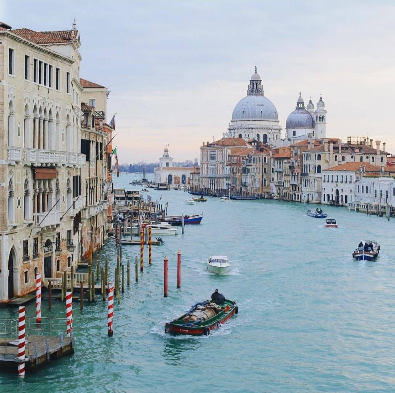 Расстояние между венецией и будапештом
