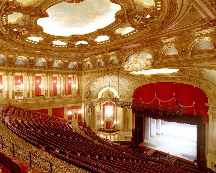 Немецкая опера (дойче опер) в берлине