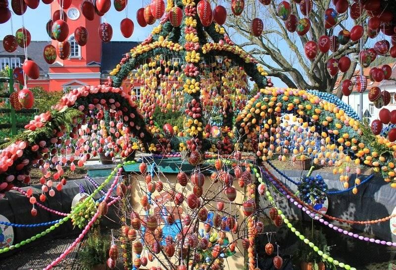 Пасха в германии: даты, празднование, фото, поздравления