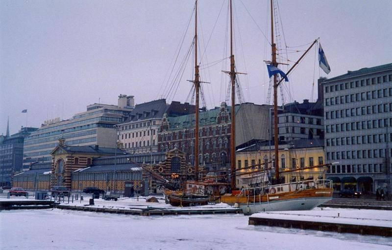На работу в хельсинки: о шансах и перспективах