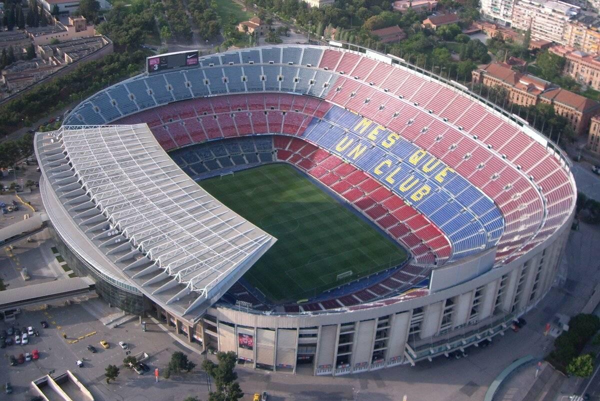Стадион камп ноу: описание, история, фото