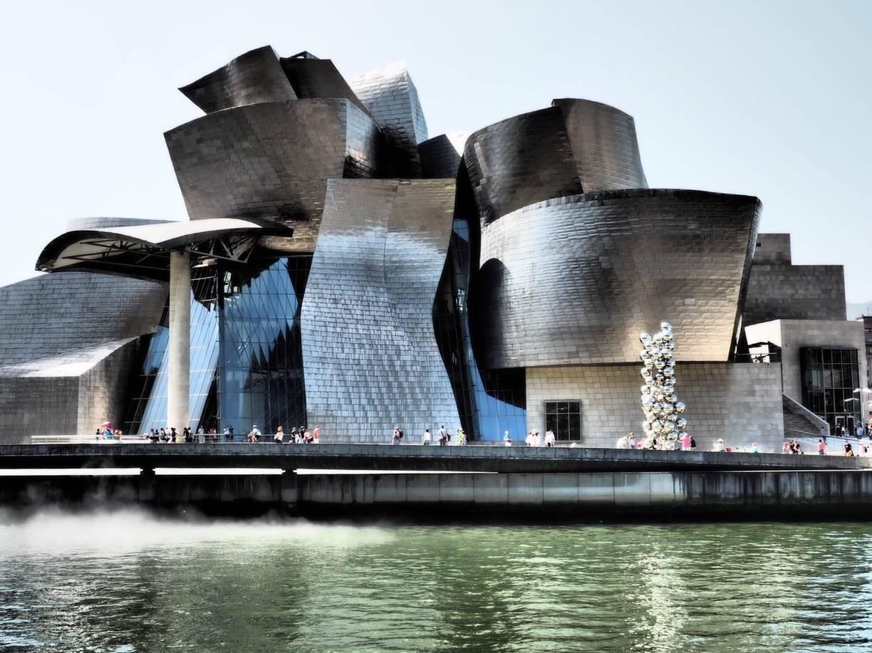 Музей гуггенхайма в бильбао. испания по-русски - все о жизни в испании