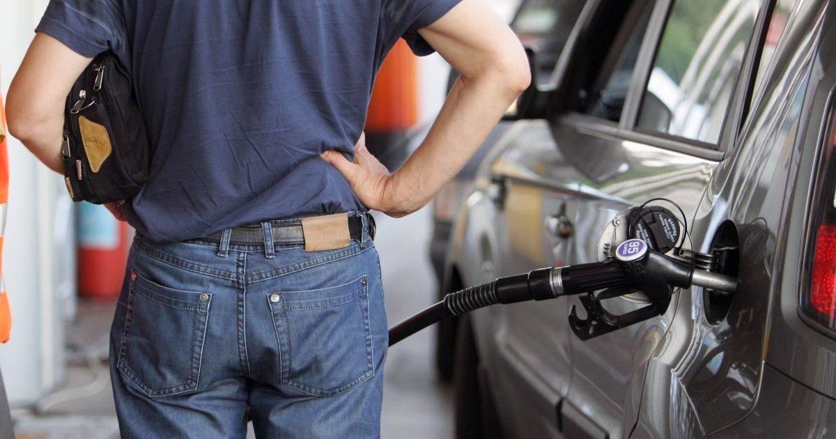 Цены на бензин в крыму в 2021 году