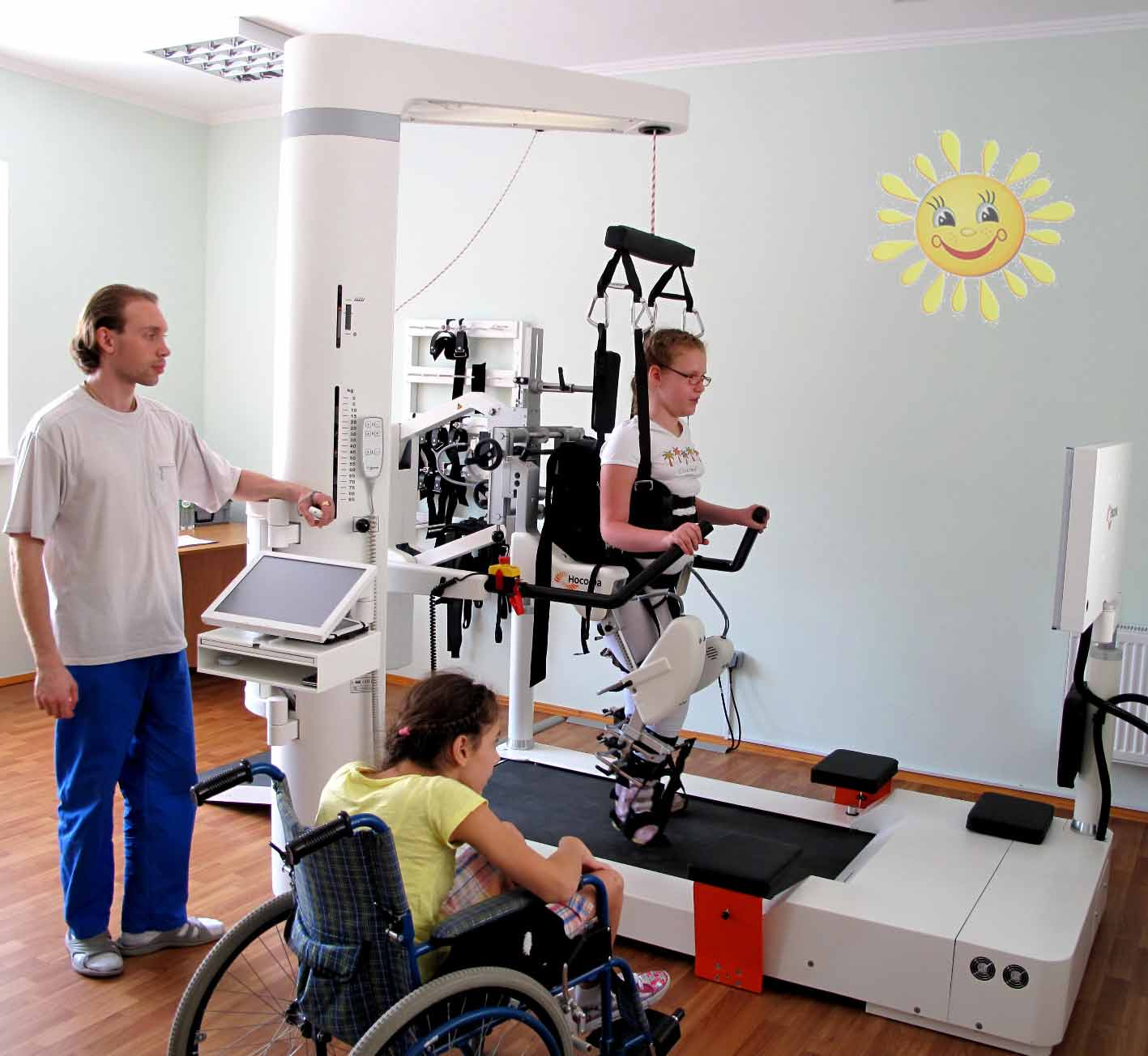 Лечение дцп в израиле помогает адаптировать детей к самостоятельной жизни