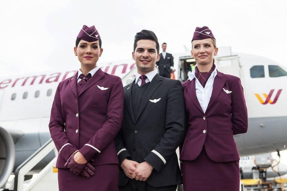 Немецкий бюджетный авиаперевозчик – Germanwings
