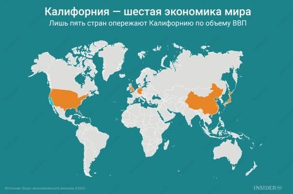 Где и как живут русские в сша