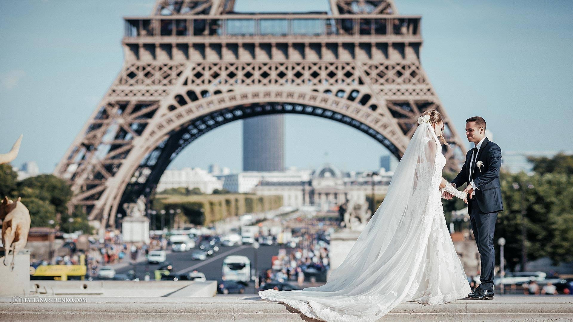 Как организовать свадьбу в париже в 2021 году