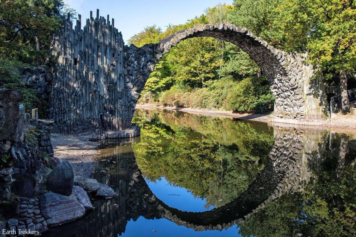 Мост ракотцбрюке в германии