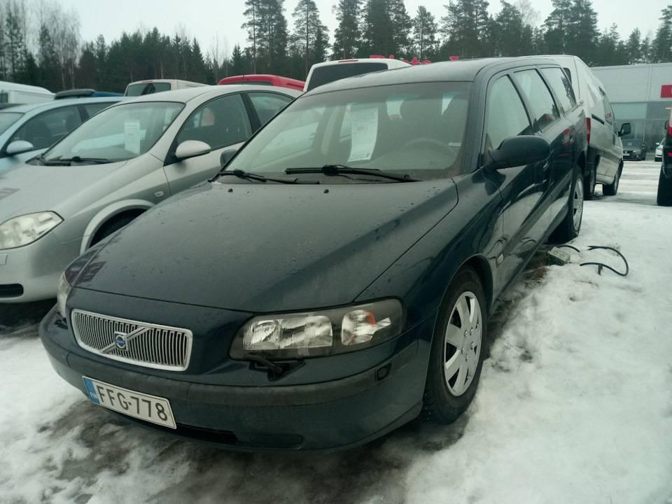 Стоит ли покупать машину в Финляндии