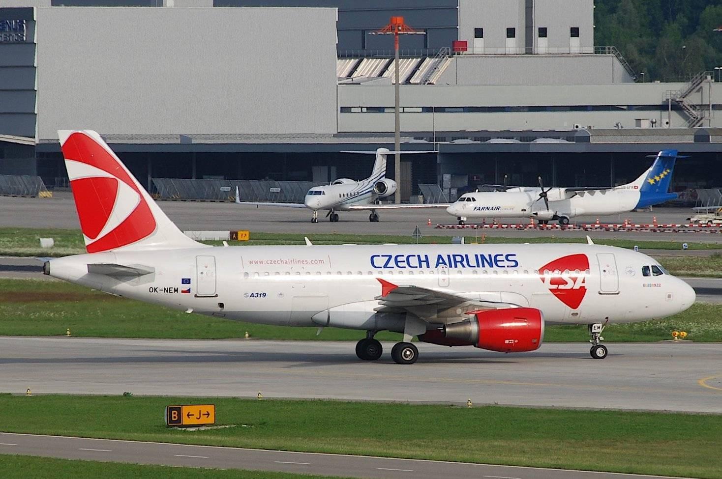 Онлайн регистрация на чешские авиалинии (czech airlines): пошаговая инструкция, дальнейшие действия
