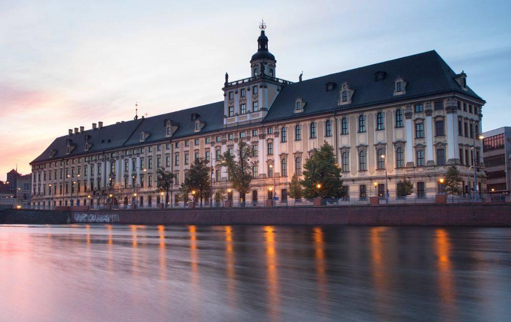 Вроцлавский политехнический университет: специальности, факультеты, поступление — studix.eu