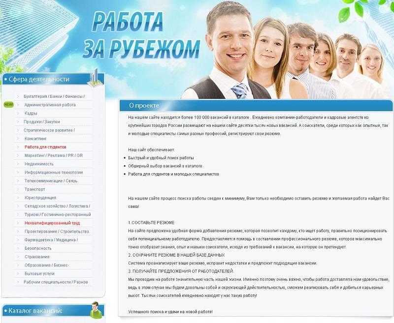 Работа в финляндии для русских в 2021 году