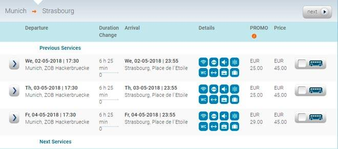 Как добраться из франкфурта в страсбург: лучшие способы