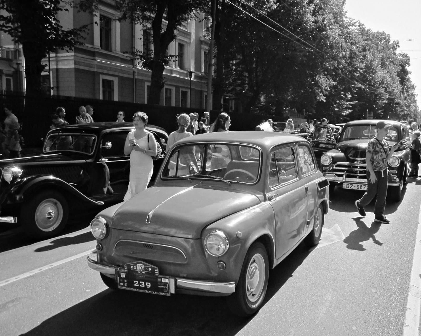 Аренда автомобиля в риге (rīga downtown)