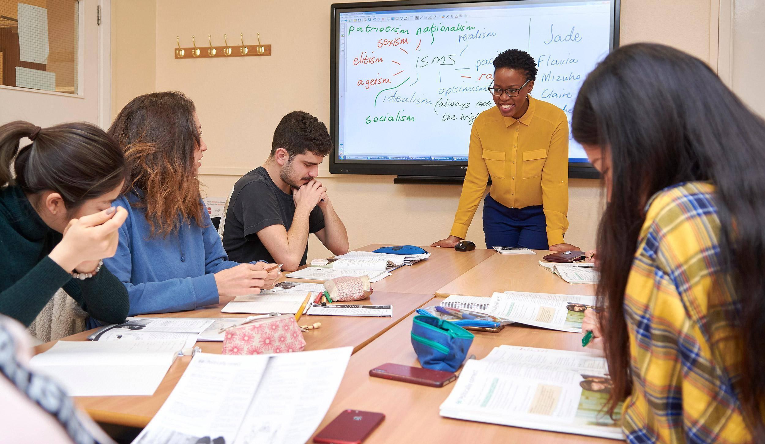 Как поступить на языковые курсы в сша в 2021 году
