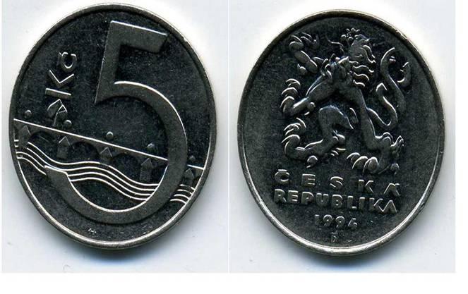 Какие деньги в чехии в ходу и курс по отношению к рублю и евро?