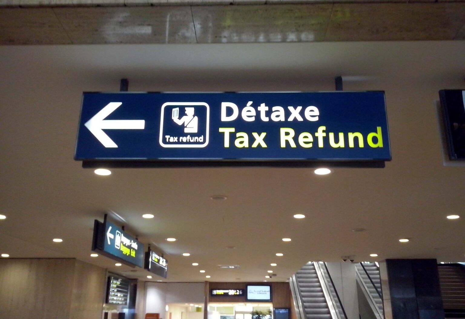 Инвойс и tax free. что это и как оформлять?