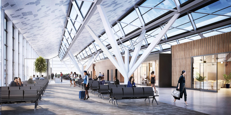 Аэропорт гданьск (lech walesa airport) ✈ в городе гданьск в польше