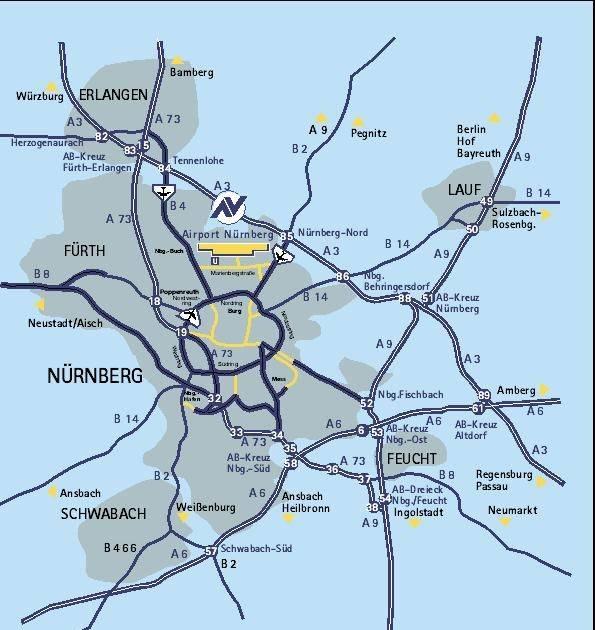 Достопримечательности нюрнберга. как добраться из мюнхена?