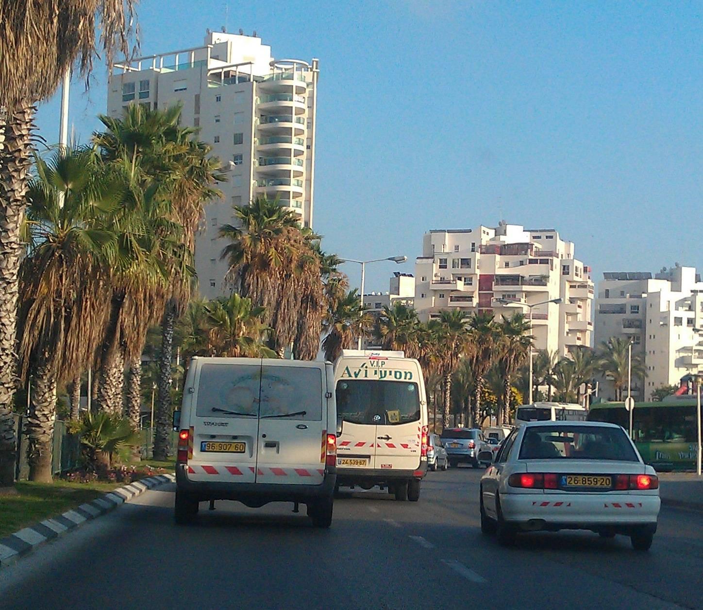 Прокат машин в израиле в 2021 году