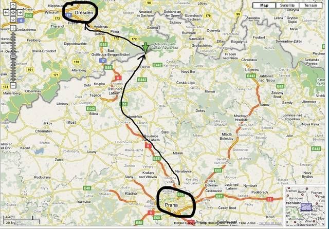Дрезден - берлин: как добраться, какое расстояние?