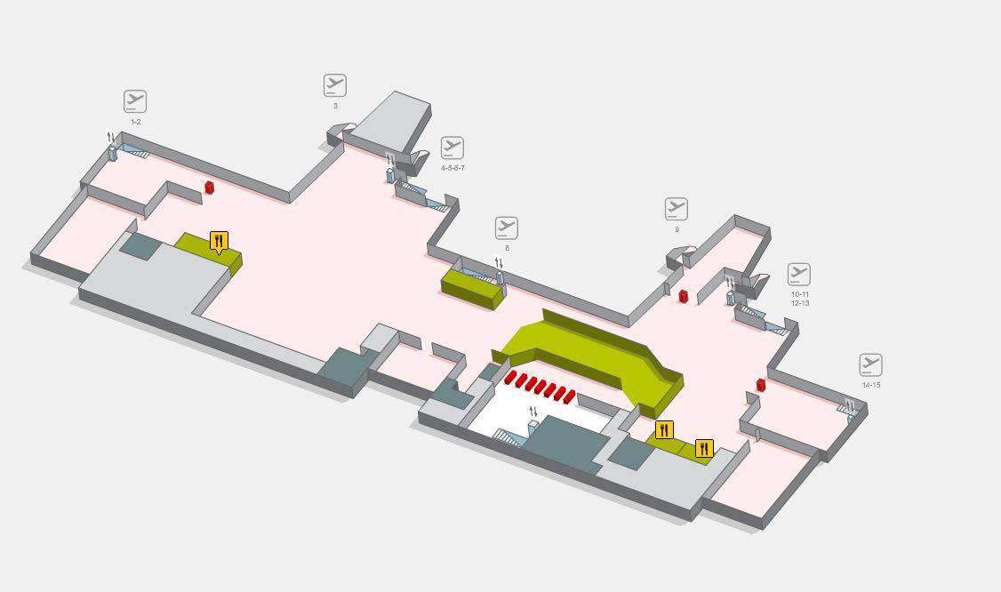 Онлайн-табло аэропорта жирона (коста-браво)