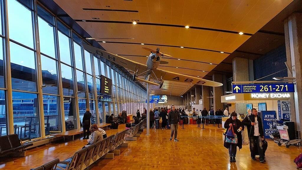 Аэропорт хельсинки вантаа (финляндия): как добраться в центр