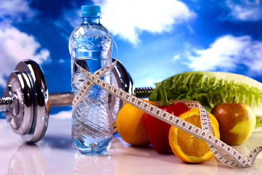 Польза и вред спортивного питания