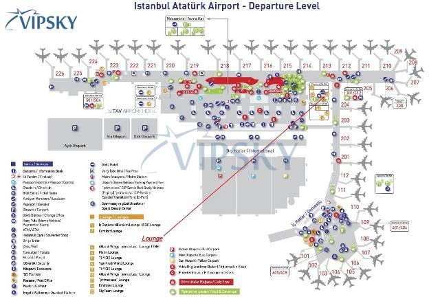 Аэропорт сабиха гёкчен в стамбуле