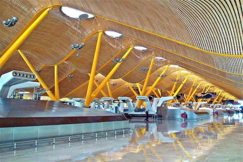 Как добраться из аэропорта мадрид барахас в центр